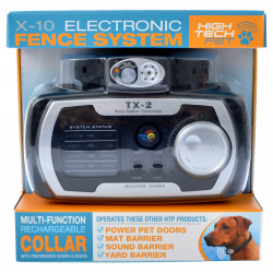 High Tech Pet X-10 Electronic Fence System Image