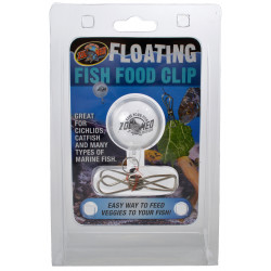 Zoo Med Floating Fish Food Clip Image
