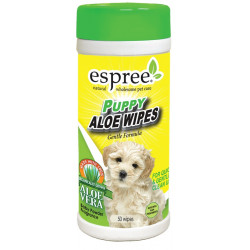 Espree Puppy Aloe Wipes Image