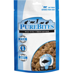 PureBites Wild Tuna Freeze Dried Cat Treats Image