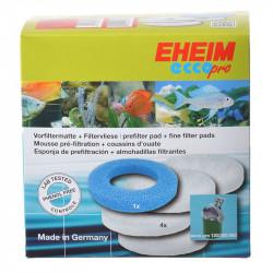 Eheim Ecco Pro Fine & Coarse Filter Pad Set Image