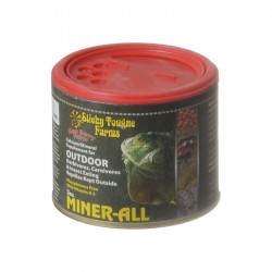 Sticky Tongue Farms Miner-All Outdoor Reptile Supplement - Berry Flavor Image