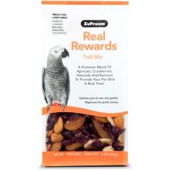 ZuPreem Real Rewards Trail Mix For Large Bird Treats Image