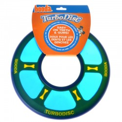 Soft Bite Turbo Disc Flying Toy Image