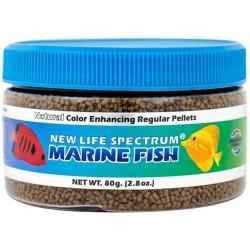 New Life Spectrum Marine Fish Food Regular Sinking Pellets Image