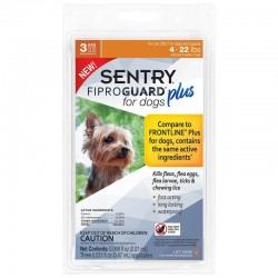 Sentry Fiproguard Plus IGR for Dogs & Puppies Image