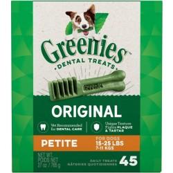 Greenies Petite Dental Dog Treats Image