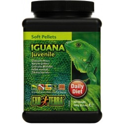 Exo Terra Soft Pellets Juvenile Iguana Food Image
