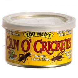 Zoo Med Can O' Crickets Image