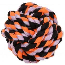 Mammoth Cottonblend Monkey Fist Ball Flossy Dog Toy 3.75
