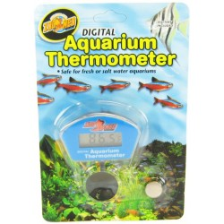 Zoo Med Aquatic Digital Aquarium Thermometer Image