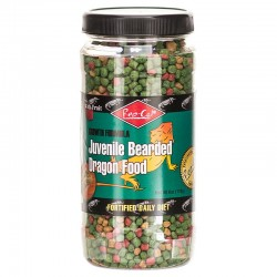 Rep Cal Growth Formula Juvenile Bearded Dragon Food Image