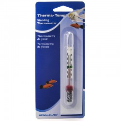 Penn Plax Therma-Temp Standing Thermometer Image