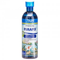 PimaFix Antifungal Remedy for Koi & Goldfish Image