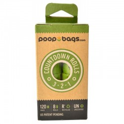 PoopBags Countdown Rolls - Unscented Image