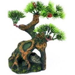 Penn Plax Bonsai Tree Aquarium Ornament Image