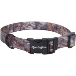 Remington Adjustable Patterned Dog Collar - Mossy Oak Duck Blind Image