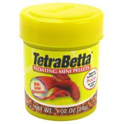 Tetra Betta Floating Mini Pellets Image