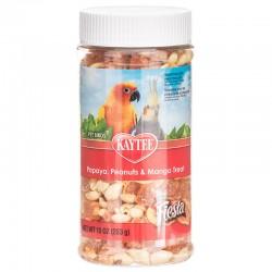 Kaytee Fiesta Papaya, Peanuts & Mango Treat for Pet Birds Image
