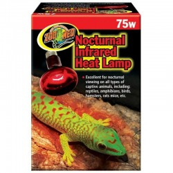 Zoo Med Nocturnal Infrared Heat Lamp Image