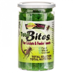 Nature Zone Total Bites for Crickets & Feeder Insects Image