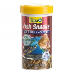 Tetra Fish Snacks - Sun Dried Anchovies Image