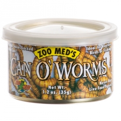 Zoo Med Can O' Worms Image