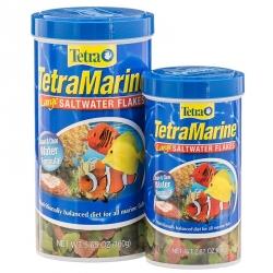 TetraMarine Saltwater Flakes Image