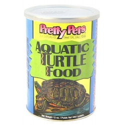 Pretty Pets Aquatic Turtle Food Image