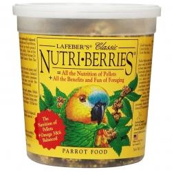 Lafeber Classic Nutri-Berries - Parrot Food Image