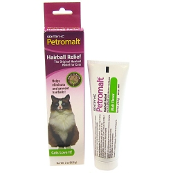 Petromalt Hairball Relief for Cats - Malt Flavor Image
