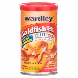 Wardley Goldfish Floating Pellets - Small Pellets Image