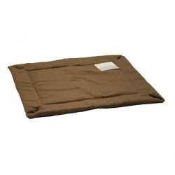 K&H Self-Warming Crate Pad - Mocha Image
