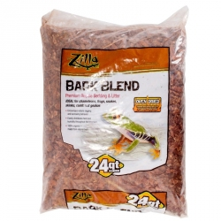Zilla Bark Blend Premium Reptile Bedding & Litter Image