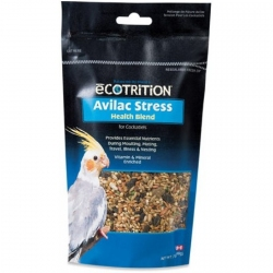 Ecotrition Avilac Stress Health Blend for Cockatiels Image