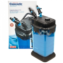 Cascade Canister Filter for Aquariums Image
