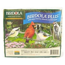 Birdola Plus Seed Cake Image