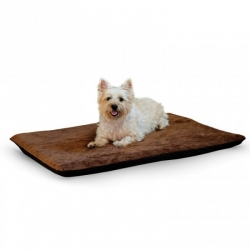 K&H Ortho Thermo Bed - Chocolate Image
