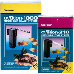 Supreme Ovation Submersible Power Jet Filter Image