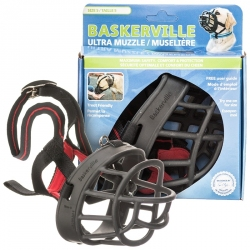 Baskerville Ultra Muzzle for Dogs Image