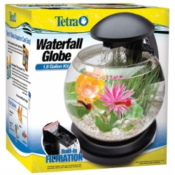 Tetra Waterfall Globe Aquarium Kit Image