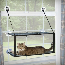 K&H Kitty Sill - Double Stack EZ Window Mount Image