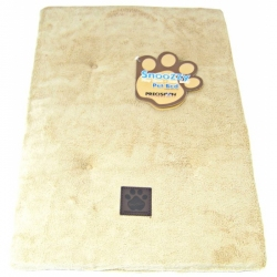 Precision Pet SnooZZy Baby Terry Pet Bed - Tan Image