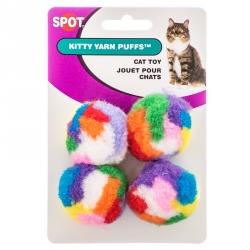 Spot Yarn Puff Balls Image