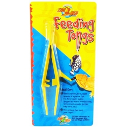 Zoo Med Feeding Tongs - Plastic Image