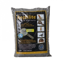Blue Iguana Reptilite Calcium Substrate for Reptiles - Smokey Sand Image