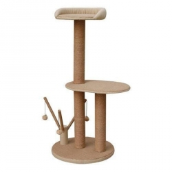 Pet Pals Citadel 2-Level Cat Tree Image