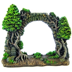 Exotic Environments Cobblestone Archway Image