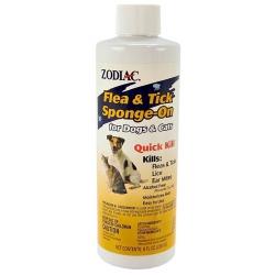 Zodiac Flea & Tick Sponge-On Image
