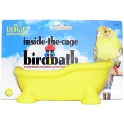 JW Insight Inside the Cage Bird Bath Image